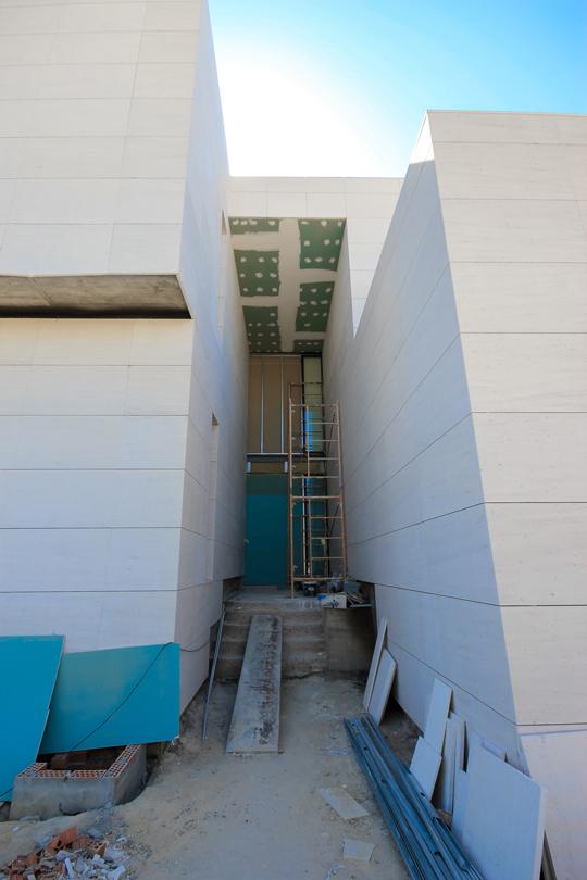 Vivienda unifamiliar bolarque 41 laz arquitectura for Vivienda unifamiliar arquitectura